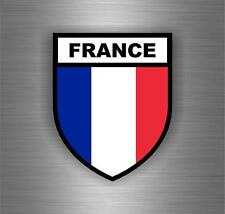 Sticker decal france flag army military OPEX moto motorcycle tuning
