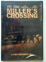 Millers Crossing (DVD, 2009)(NEW) Gabriel Byrne, Albert Finney