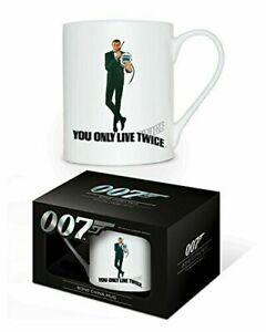 James Bond 007 Official You Only Live Twice Gift Boxed Bone China Mug MGBC23128
