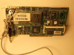 ATI Wonder Pro 8MB AGP Video Graphics VGA Card w/ Built in TV Tuner 109 44600 20