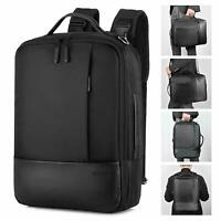 Anti Theft Business Laptop Backpack with USB Charging Port Fits 15.6 inch Laptop