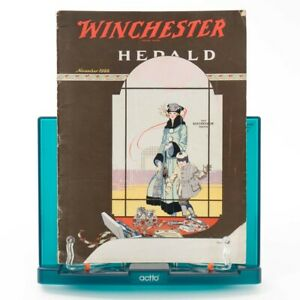 Vintage Winchester Repeating Arms Co. Herald Company Magazine November 1922