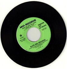BLACK OAK ARKANSAS  (When The Band Was Singin Shakin All Over) MCA 40621 = PROMO