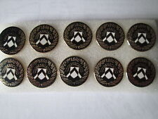lotto 10 pins lot UDINESE FC club spilla football calcio soccer spille badge