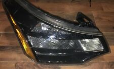 Be Bright  - 2010 Ford Focus Black Trim Head Lamp  -  pass side -- has a crack