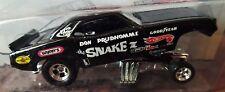 HOT WHEELS PRUDHOMME'S BLACK SNAKE CUDA DRAG STRIP DEMONS COLLECTIBLE CAR HTF