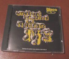 UNITED SOUND OF ITALIAN DJ'S  Scalabrin/Kelly- CD- Disco mix- Dig it- 13 tracce