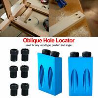 de gabarit pour trou de poche système Easy Tool Système de perçage au bois 15°