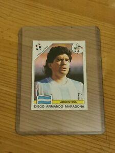 Figurina Italia 90 Maradona Da Edicola
