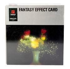 MINOLTA Chip Karte FANTASY EFFECT CARD für DYNAX 700si 7000i 8000i 7xi 9xi