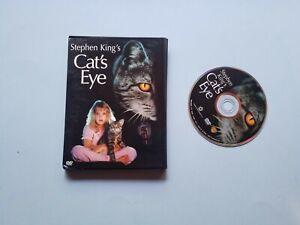 Cats Eye (DVD, 2002, Snapcase)