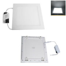 18W Surface Mounted LED Ceiling Panel Light  Downlight Cool White 240V