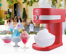 Retro Slushy Maker Machine Kit - Make Slush Snow Cones Slushie Ice Cold Drink