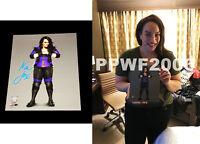 WWE NIA JAX HAND SIGNED AUTOGRAPHED 8X10 PHOTO WITH PROOF AND COA 2