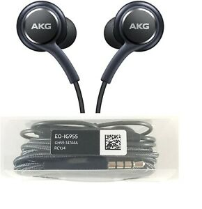 Original AKG Samsung Kopfhörer Headset Hörer EO-IG955 für Galaxy S7 S8 S9 S10