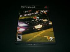 """Chevy Corvette (PlayStation 2) Complete """"Great Condition"""""""