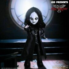 Living Dead Dolls Presents The Crow Doll Brandon Lee - In Stock!