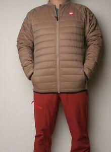 686 Thermal Puff Jacket (L) Khaki L9WGNS06-KHA