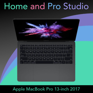 "Apple MacBook Pro 13"" 2017 2.3Ghz i5 16GB 256GB Space Gray | Grade D | READ"