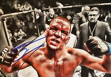 Nate Diaz Autographed Signed 8x10 Photo ( UFC ) REPRINT