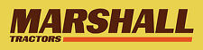Marshall Tractors shed workshop garage banner -  S