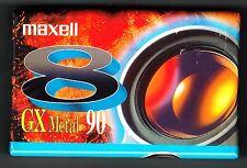 MAXELL P5-90GX Digital8 Hi8 Video8 8mm CAMCORDER VIDEO CAMERA CASSETTE TAPE*NEW