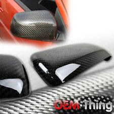 Carbon Fiber Mitsubishi EVO X Evolution10 Lancer Side Door Mirror Cover 08-15
