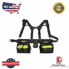 AWP HP Tool Rig Pocket Polyester General Construction Professional Grade Durable