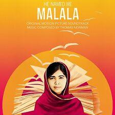 IL M'A APPELEE MALALA (MUSIQUE DE FILM) - THOMAS NEWMAN (CD)