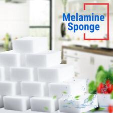 40pcs Magic Melamine Sponge White Eraser Sponge Foam Pads For Cleaning Kitchen