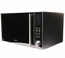 KENWOOD K25MMS14 Solo Microwave Silver 25Litres 8 auto programs 900W Defrost LED