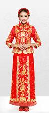 Chinese wedding dress QiPao Kwa cheongsam 22c Special Traditional Quan Kwa