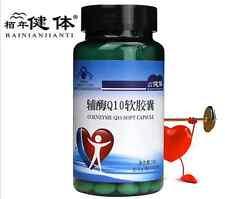 CoQ-10 300mg *60 Capsules* 6 Bottles Co Q10 Coenzyme Anti Aging Cardiovascular