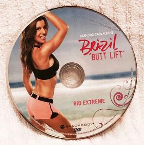 BRAZIL BUTT LIFT - Rio Extreme - Fitness DVD