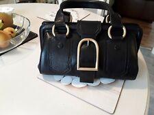 CELINE Vintage Authentic Black Medium Bag  code CE 00/34