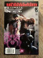 Ultimate X-Men 95 Newsstand Variant Rare HTF Marvel Comics Mark Brooks Dell'Otto