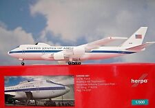 Herpa Wings 1:500 Boeing e-4b E. E. U. U . AIR FORCE 74-0787 529266-001