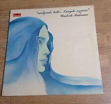 33 tours Italie Umberto Balsamo Malgrado tutto...l'angelo azzurro  pop 1977 VG+
