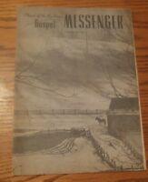 000 VTG Church of the Brethren Gospel Messenger December 1963 Magazine