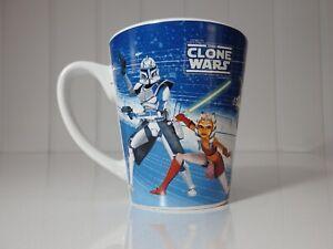 OFFICIAL Star Wars The Clone Wars FAN CLUB Coffee Cup Mug 2009