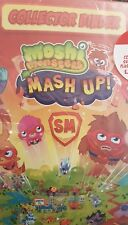 MOSHI MONSTERS MASH UP SM FULL SET IN A BINDER X179 +1 LTD ED CARD