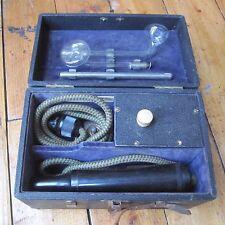 Rayo Violeta Varita medicina cuac Vintage electroestimulación Medical Máquina En Caja