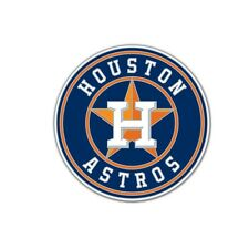 HOUSTON ASTROS LOGO COLLECTOR PIN BRAND NEW FREE SHIPPING WINCRAFT