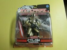 Battlestar Galactica Cylon Commander Series 2 2005 New