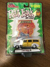 Racing Champions RAT FINK Die Cast 40 Ford Woody 1/64