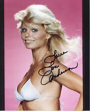 LONI ANDERSON: Gorgeous WKRP IN CINCINNATI Star: Sexy Photo Autographed