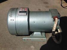 Georator Corp. No Brush Motor Generator-Model #35-120, 1.5hp 3450rpm 480v