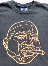 Notorious BIG Biggie Color-By-Number STAPLE Pop Art Graphic Hip Hop Rap T-Shirt