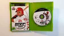 MVP Baseball 2004 for Xbox VideoGames - FAST AND FREE SHIPPING !!