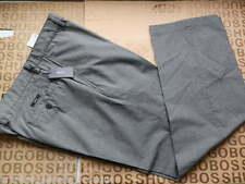 HUGO BOSS Mid Rise Regular Size Trousers for Men